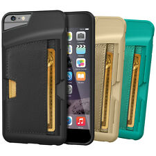 Smartish iPhone 6 Plus/6s Plus Wallet Case [CM4 Q Card Case] for Apple iPhone