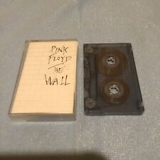 Pink Floyd Cassette The Wall TC2 Show 411 Rare