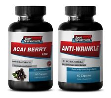 antiaging products - ACAI BERRY – ANTI-WRINKLE COMBO 2B - collagen organic