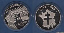 Médaille 1939 - 1945 Mac Arthur 2 Septembre 1945 - Collection Debarquement