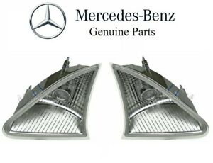 For Mercedes W251 R-Class Set Pair of Front Left & Right Position Lights Genuine