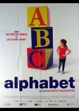 Alphabet Paysage Apprentissage Affiche Classique Enfants affiche A3 A4 NEUF