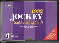 Jockey Star 1992 Guild Trading cards set 300 cards factory sealed set