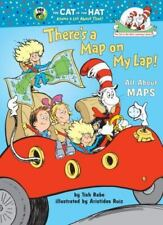 THERE'S A MAP ON MY LAP! TISH RABE THE CAT IN THE HAT LEARNING LIBRARY HC BOOK