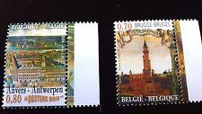 STAMPS - TIMBRE - POSTZEGELS - BELGIQUE - BELGIE 2006  NR. 3550/51 ** (ref.263)