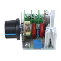 1X(regolatore di velocita' regolatore di tensione dimmer SCR 2000W AC 220V U3O2)
