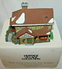 Department 56-New England Village Series-Bluebird Seed & Bulbs-1992-56421