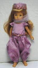 """Boneka Orientalisches Kostüm für 24cm Puppen / Oriental Costume for 24/10"""" dolls"""
