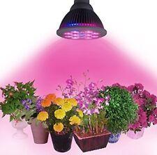 LED flowering lamp 54W E27 fitting LED groeilamp kweeklamp