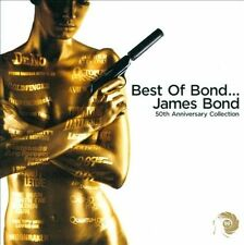 NEW Best of Bond... James Bond (50th Anniversary Collection) (Audio CD)