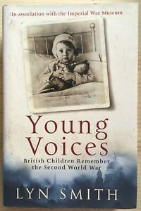 Young Voices by Lyn Smith, 2007 - First Edition, Inscribed to Don McCullin