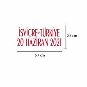 TURKEY EURO 2020 Reproduction Match Details