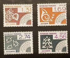 France - Timbres Pré-oblitérés Y&T 194/197 - Mnh** - TB - AIM08