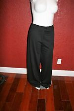 $160 LUNDSTROM  PANTS   BLACK  MADE IN CANADA SIZE 22W