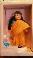 Sari India Ginny International Collection 1988 Vogue 8 Inch Doll Mint In Box