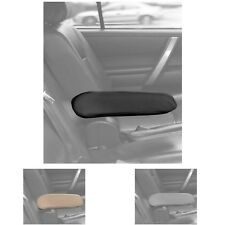 UAA Cloth Armrest Cover for Car Van Truck Seat - 1 piece - black beige gray