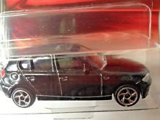 Majorette BMW Serie 1 black - die cast toy car model