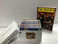 FRIENDS SERIE COMPLETA EN DVD  ESPAÑOL EDICION LIMITADA ENVIO 48 HORAS