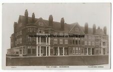 Lincolnshire Skegness The Hydro Real Photo Vintage Postcard 2.5