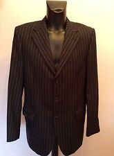 Aquascutum Wool Suits for Men with Long
