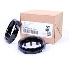 Smart fortwo 451 Akzentringe Zusatzinstrumente schwarz Zubehör A4515420191CL2A