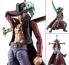 MegaHouse Variable Action Heroes ONE PIECE Dracule Mihawk Action Figure