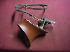 1935-37 Packard 120 Sedan Tail Lamp Stancion, Wiring, Bracket And Sockets