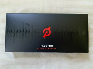 Peloton Heart Rate Monitor PL-HR-C-01 With Chest Strap Connect to Peloton Bike