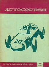 Autocourse Annual 1960 Part One - RARE!