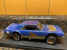 Blue With Gold Eagle Dodge Pro Stock Race Car 1:25 Model Kit Adult Pro Built