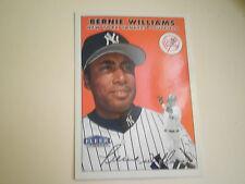 New listing Bernie Williams 2000 Fleer Twizzlers   New York Yankees