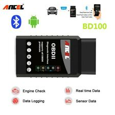 Car Fault Code Reader Engine Diagnostic Scanner Reset Tool OBD OBD2 CAN BUS EOBD