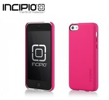 Apple iPhone 5C Case Pink Incipio Feather Ultra Thin Snap On Protective Cover