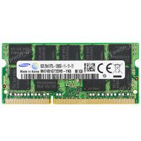 Samsung 8GB 2Rx8 EP3L-12800E DDR3-1600MHz 204pin ECC Unbuffered Server RAM CL11