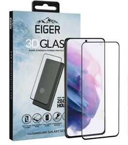 Full Cover Tempered Glass Screen Protector For Samsung Galaxy S21 And S21 Plus