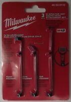 Milwaukee 48-53-0112 M-SPECTOR 360™ Scope Head Attachment 3 Piece Set