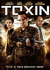 Toxin DVD  Danny Glover  Shipping Free