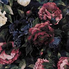 Papiertapete Fototapete Tapete Papier Natur Blumen Pfingstrosen Rosa FW13534P