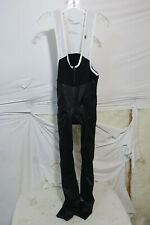 Louis Garneau Course Elite Cycling Bib Tights XL Black Retail $299.99