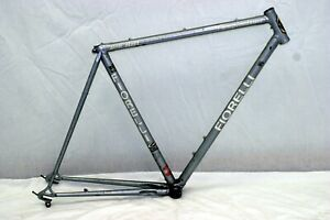 Fiorelli Bob Hoff Campionismo Touring Road Bike Frame 55cm Italy Steel Charity!!