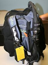 Oceanic scuba diving BCD  Brand New Biolite Mens BC with tags Inflator xsmall