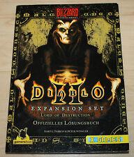Diablo II Lord of Destruction Offizielles Lösungsbuch