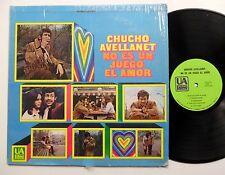 CHUCHO AVELLANET NO ES UN JUEGO EL AMOR LP