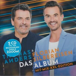T. Anders & F. Silbereisen*Das Album - Hit-Mix XXL Edition*2 CD*VÖ 2021*NEU*OVP*