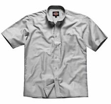 Dickies Cotton Short Sleeve Men's Formal Shirts
