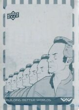 Alien Anthology Printing Plate Card, Sketch Poster Propaganda Art, Upper Deck