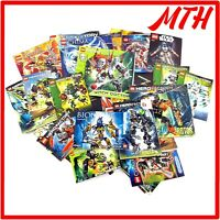 Lego Instructions Manuals ONLY Bundle Bionicle Hero Factory Chima Super Heroes