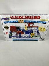 ELENCO SNAP CIRCUITS JR. SC-100 Electronic Discovery Science Kit NEW Sealed EXC