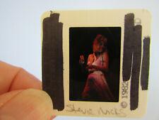 Original Press Photo Slide Negative - Fleetwood Mac - Stevie Nicks - 1982 - K