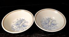 "TWO Royal Doulton Inspiration Coupe Cereal Bowls 6 3/8"" LS1016 2 EXCELLENT!"